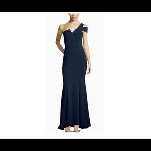 Evening gown.